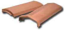 Clay Coping
